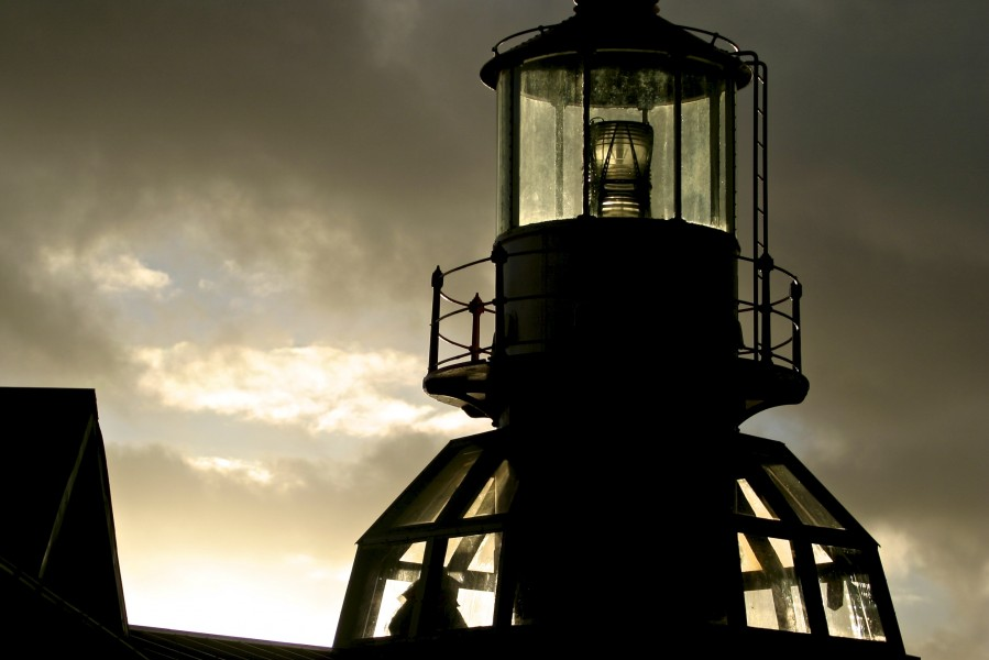 the lighthouse on Cape Horn, Chile